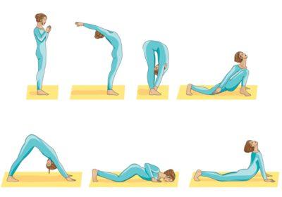 Йога при разных видах сколиоза