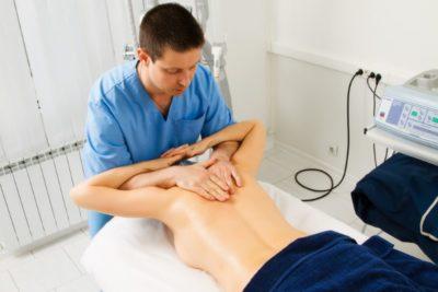 терапия шейного отдела