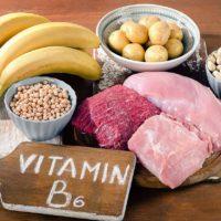 Пиридоксин в продуктах питания