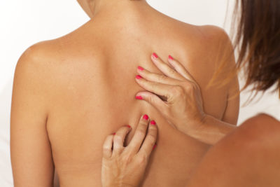 грудной отдел спины