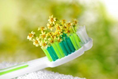народные средства для чистки зубов