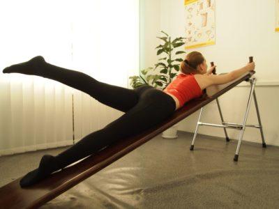 упражнения на доске