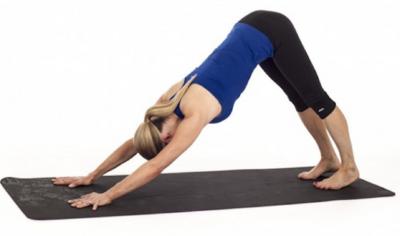 Йога при грыже грудного отдела позвоночника
