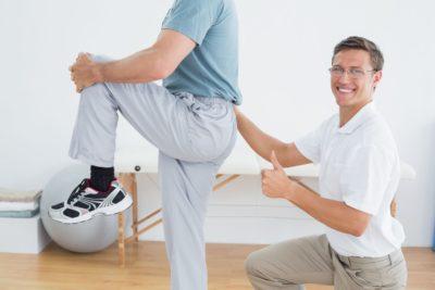 упражнения с инструктором