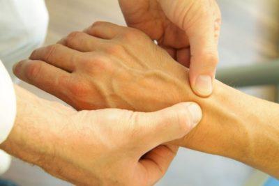 диагностирование артроза суставов
