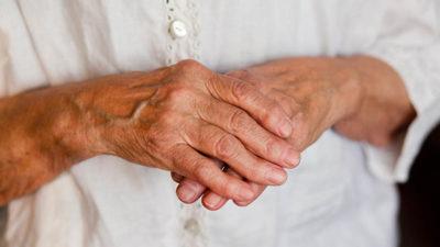изменения пальцев рук