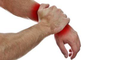 лучезапястный сустав воспаление