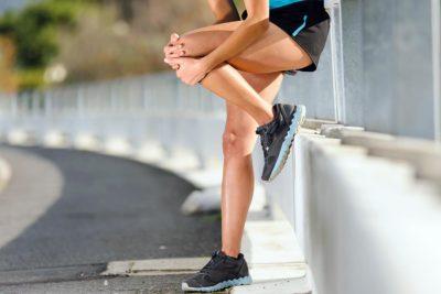 боли в колене на пробежке