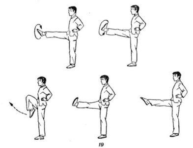 суставная гимнастика урок 3