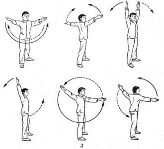 суставная гимнастика урок 2