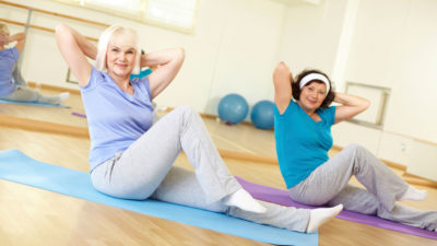 основные упражнения для здоровья