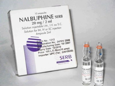 Изображение - Уколы для суставов внутримышечно Nalbuphine-400x300