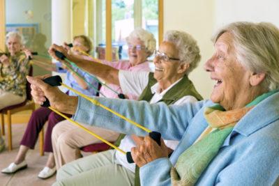 здоровый образ жизни для пожилых людей