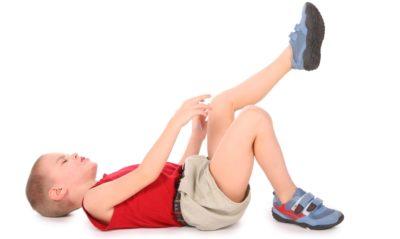 коленный сустав у ребенка 8 лет