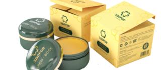 упаковки крема Здоров